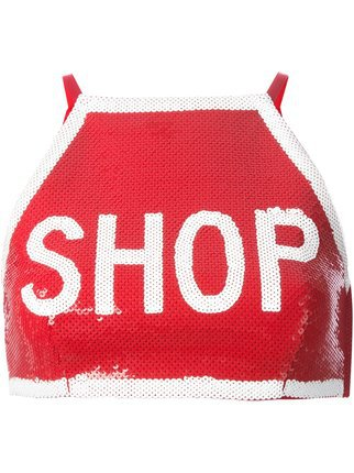 Shop Crop Top