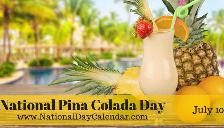 pina colada day - Google Search