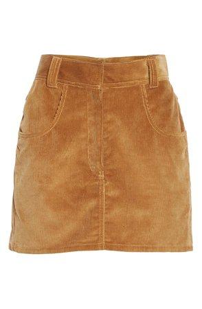 Nordstrom brown Skirt