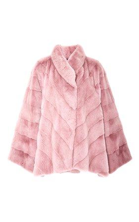 Reversible Mink Jacket by Helen Yarmak | Moda Operandi