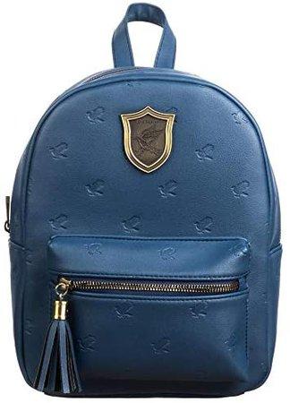 Amazon.com | Harry Potter Ravenclaw Hogwarts Faux Leather Mini Backpack | Casual Daypacks