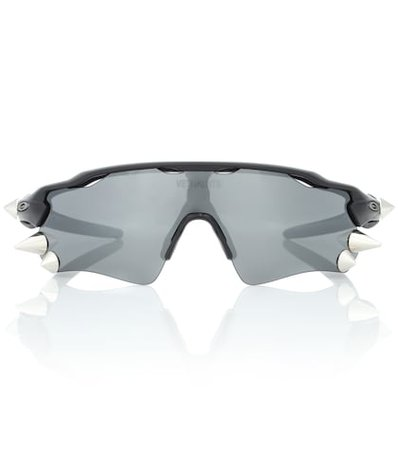 x Oakley spiked sunglasses