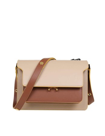 Marni Trunk Bag Leather Bag