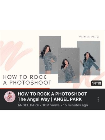 Angel Park YouTube