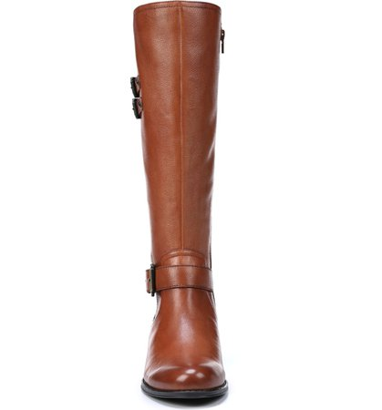 Naturalizer Jessie Knee High Riding Boot (Women) | Nordstrom
