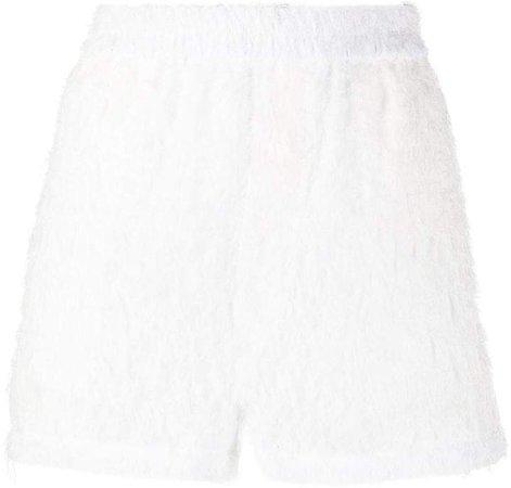 Plumette Clash pull-on shorts