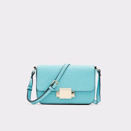 Decosse Turquoise Women's Crossbody Bags | ALDO US