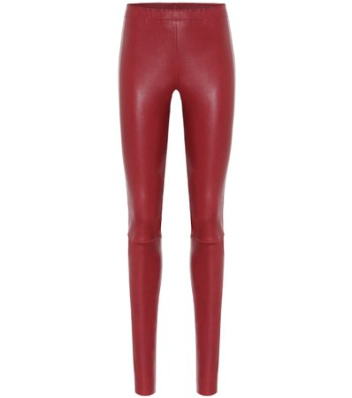 Stouls Carolyn skinny leather pants