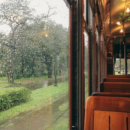 Street Car in the Rain by Laura Steffan on 500px