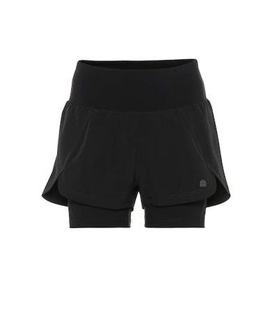 Dual Run shorts