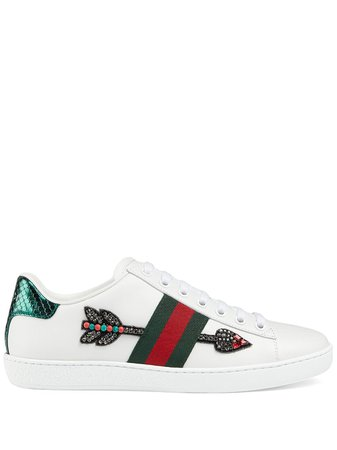 Gucci Ace low-top Sneakers - Farfetch