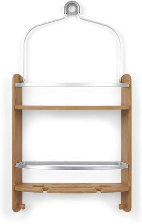 Amazon.com: Umbra 1005787-390 Barrel Shower Caddy: Home & Kitchen