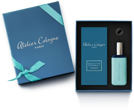 Clementine California Cologne Absolue Set