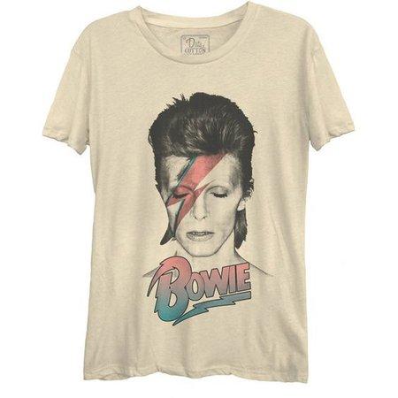 David Bowie Aladdin Sane Pastel Casual Tee