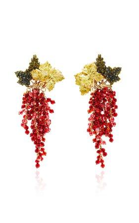 Adile Earrings by Peracas   Moda Operandi