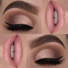 Pinterest - We have found some of the hottest looks to help play up your gorgeous blue eyes! Sexy and smokey eye makeup looks are taking the fashi | makeup