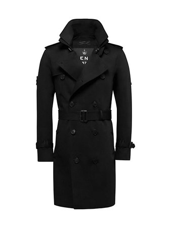 Trench London The King Classic Trench Coat | SaksFifthAvenue