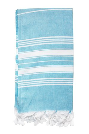 Men's Striped Beach Towel