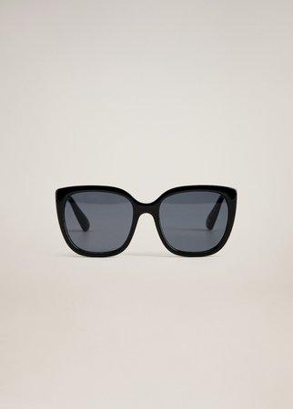 Oversize sunglasses - Women | Mango USA