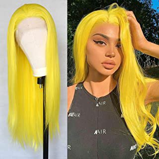 Amazon.com: yellow lace front wig