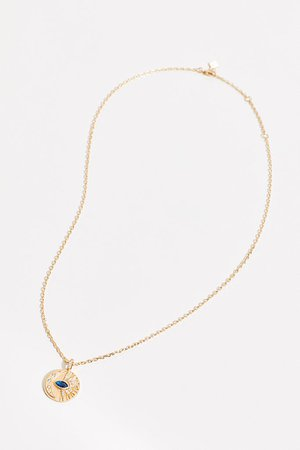 Joy Dravecky Venus Moon Necklace | Free People