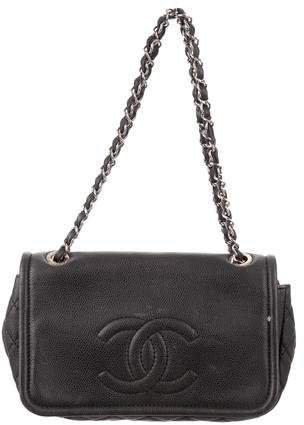 Medium Caviar Timeless Flap Bag