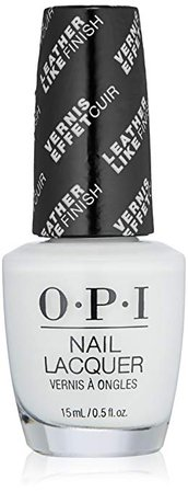 OPI Nail Lacquer Grease Collection, White
