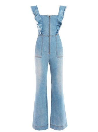 Gorgeous Open Back Jumpsuit | Alice And Olivia