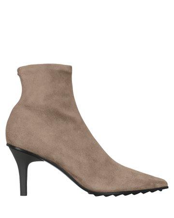 Rag & Bone | Beha Stretch Suede Sock Booties | INTERMIX®