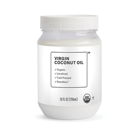 Organic Virgin Coconut Oil - 10 oz | Brandless | Brandless