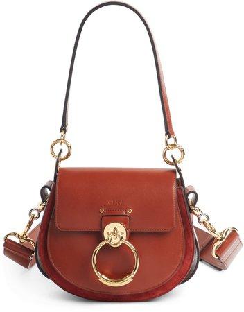 Small Tess Leather Shoulder Bag
