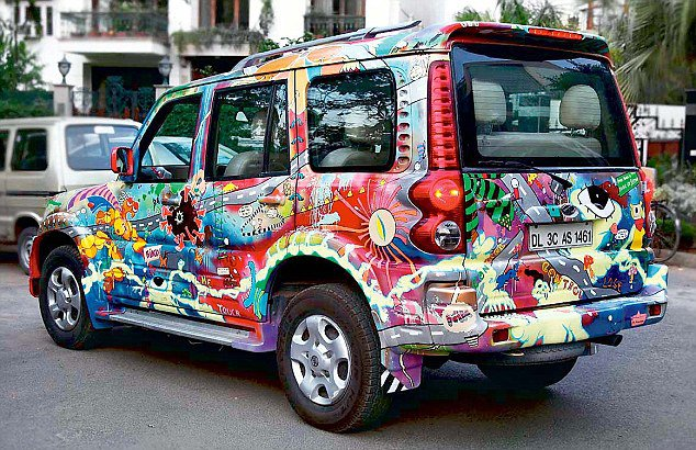 Should you buy a colourful car? | Road Safety Blog