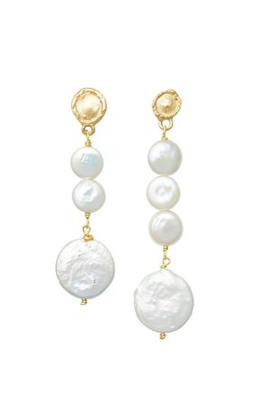 Round Up Earrings by Brinker & Eliza | Moda Operandi