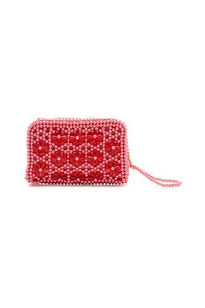 Domenica Beaded Purse Gr. One Size