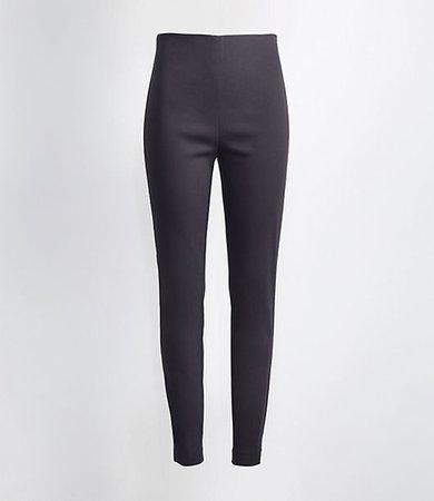 Tall Curvy High Waist Side Zip Skinny Pants