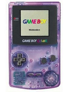 Purple GameBoy