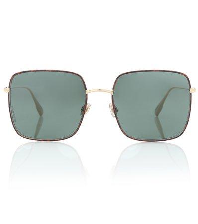 Diorstellaire1 Square Sunglasses, Dior Eyewear