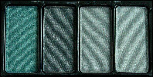 CoverGirl Eye Enhancers Eyeshadow Quad in Mirror, Mirror - Pictures and Swatches - myfindsonline.com