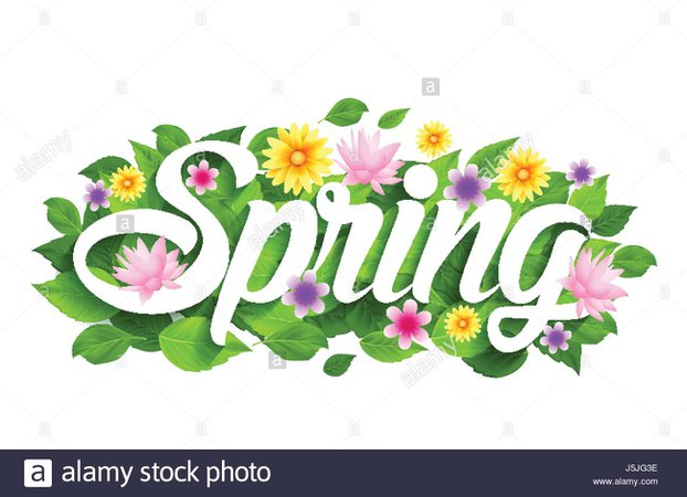 spring in spring word - Google Search