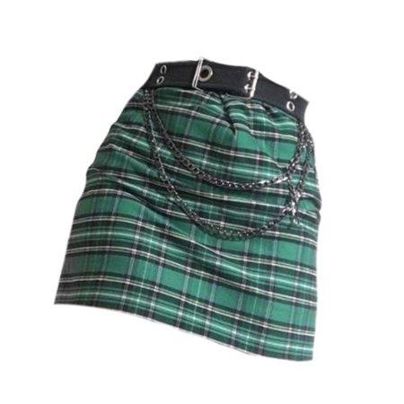 plaid skirt png