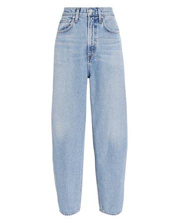 AGOLDE Balloon Wide-Leg Jeans | INTERMIX®