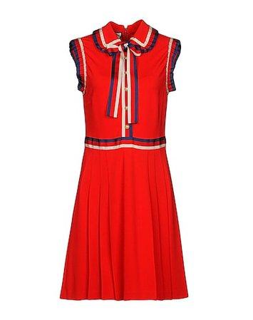 Gucci Short Dress - Women Gucci Short Dresses online on YOOX United States - 34825313EF