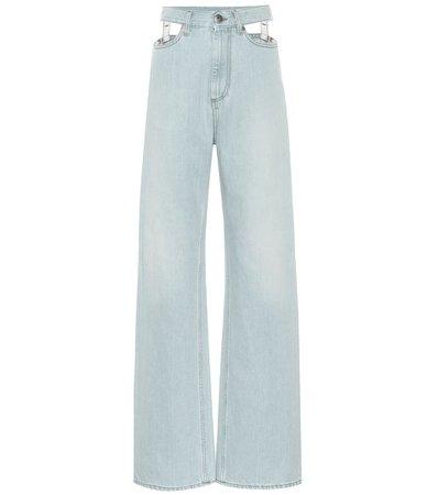 Maison Margiela wide jeans