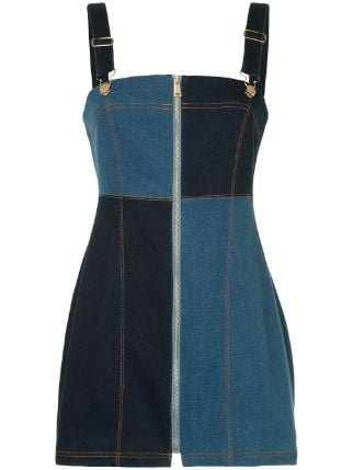 Alice McCall Patchwork Dress - Farfetch