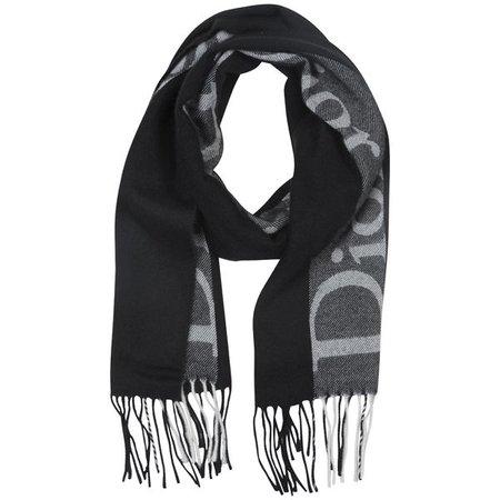 christian dior winter scarf - Google Search
