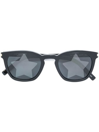 Saint Laurent Eyewear star lens sunglasses £346 - Buy Online - Mobile Friendly, Fast Delivery