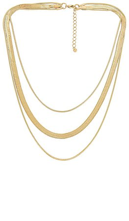 Uncommon James All You Need Necklace in Gold | REVOLVE