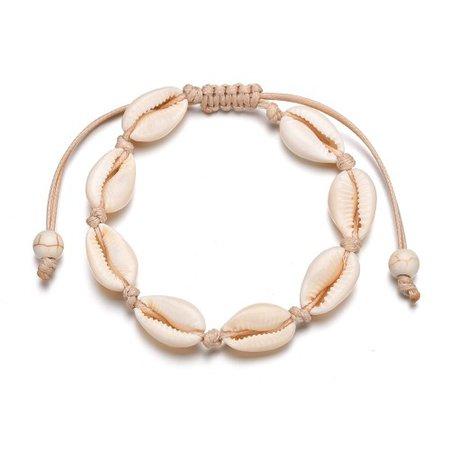 MissCyCy Boho Natural Shells Charm Bracelets for Women Beach Jewelry Handmade Rope Bracelets & Bangles Jewelry Gift ali-13575054