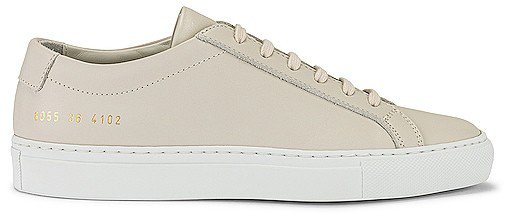 Achilles White Sole SS21 Sneaker