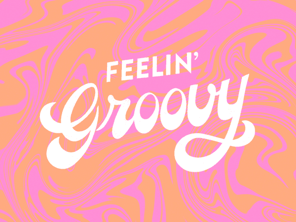 Groovy by Meagan Apperson on Dribbble